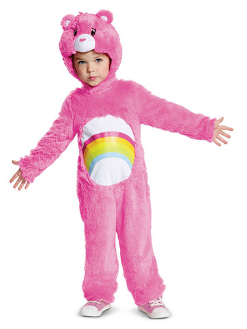 Care Bears: Cheer Bear Deluxe Childrens Costume
