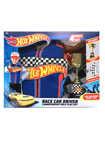Hot Wheels Championship Trophy Set