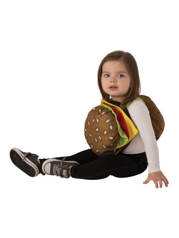 Infant/Toddler Cheeseburger Costume