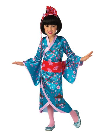 Asian Costume For Girls
