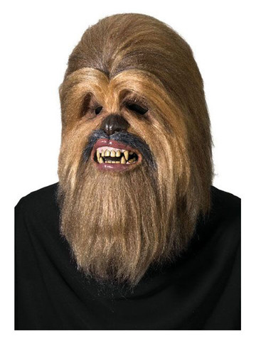 Chewbacca Latex Mask