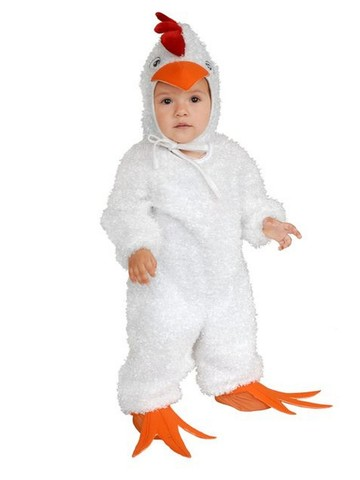 Childrens Chicken Costume