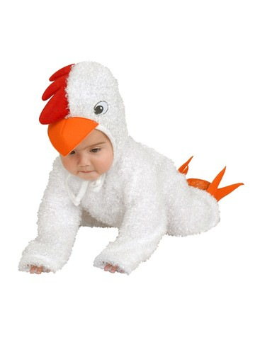 Little Chick Infant Costume