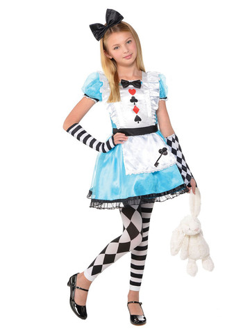 Alice In Wonderland Costumes Disney Halloween Costumes Costume Supercenter