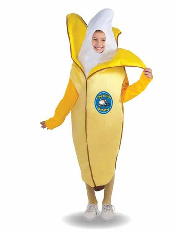 Child Appealing Banana Costume