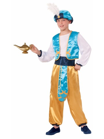 Arabian Prince Child Costume