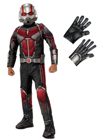 Child Avengers Endgame Antman Deluxe Costume Kit