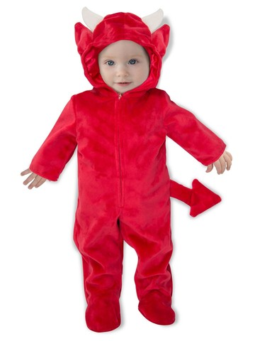Baby Devil Children's Costume