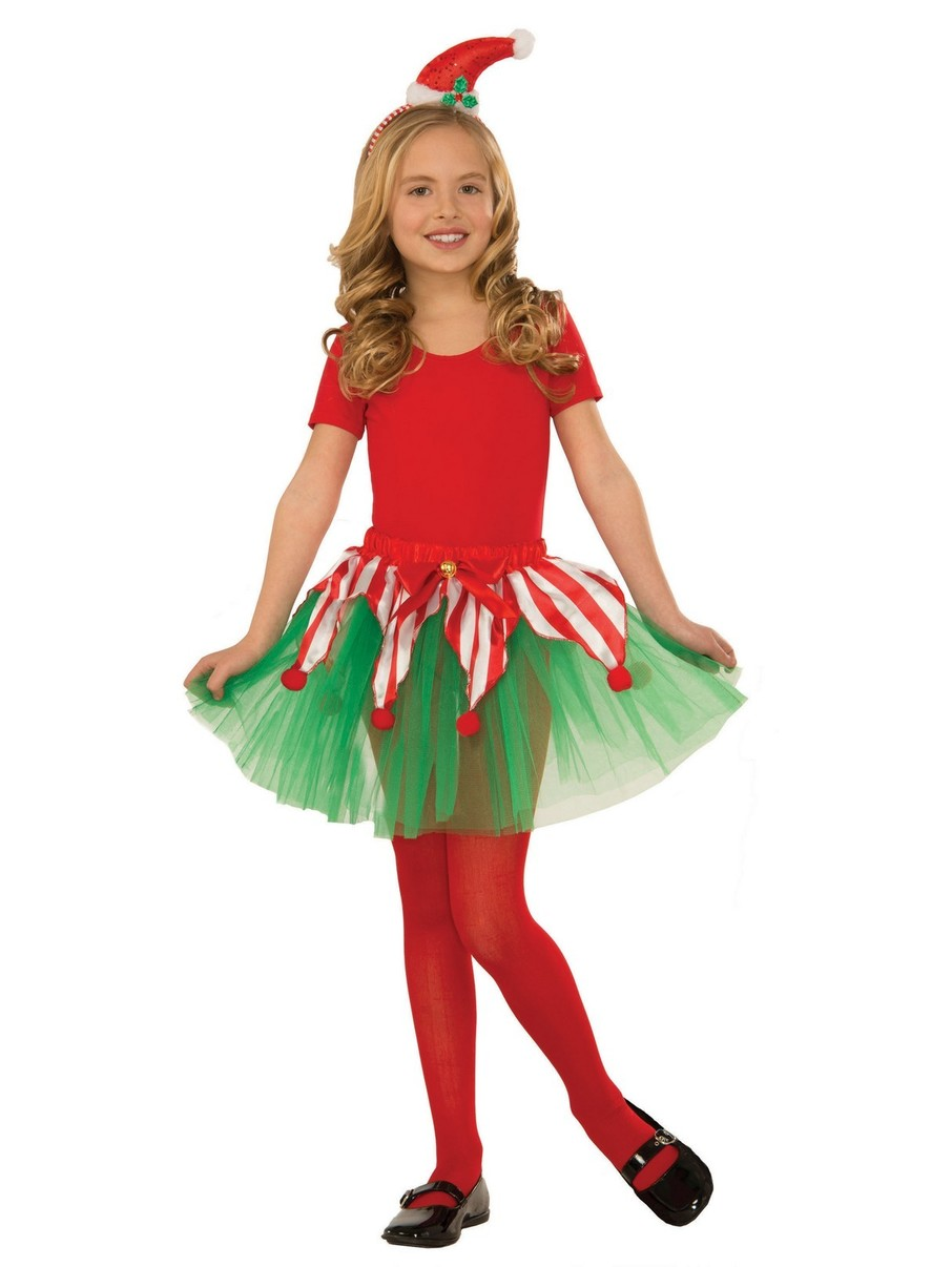 View larger image of Kids Candy Cane Tutu