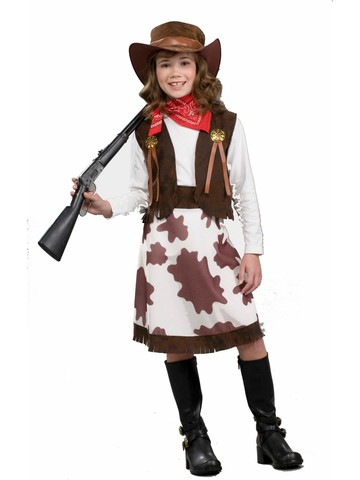 Child's Cowgirl Costume