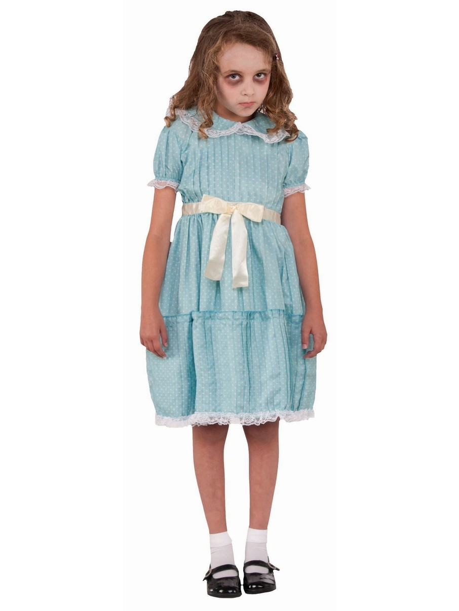 View larger image of Creepy Sister Costume for Child