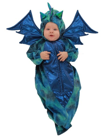 Danny the Dragon Children's Costume
