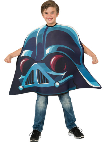 Child Darth Vader Angry Birds Costume