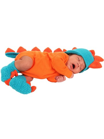 Dash the Dragon Children's Costume