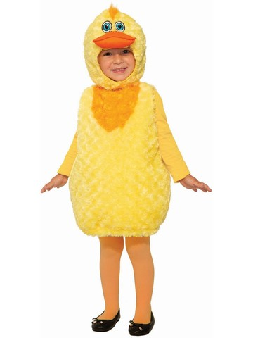 Dipsy the Duck Costume for Child