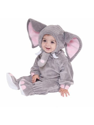 Child's Elephant Animal Costume