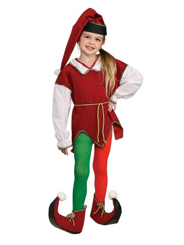 Child Classic Elf Tights