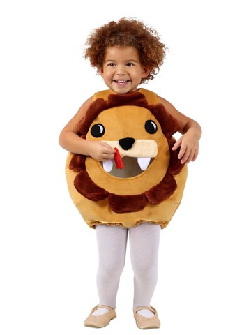 Children's Feed Me Lion Costume