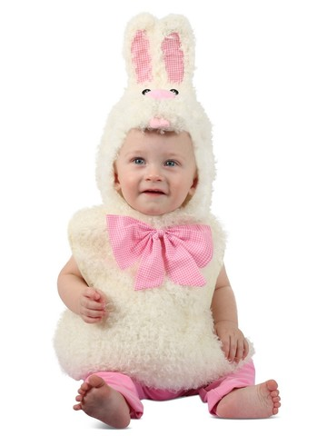 Gingham Bunny Children's Costume