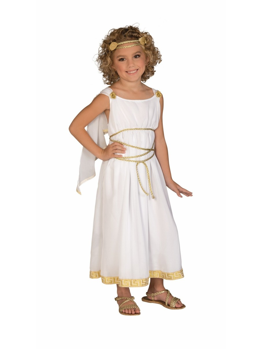 View larger image of Child's Grecian Goddess Dress