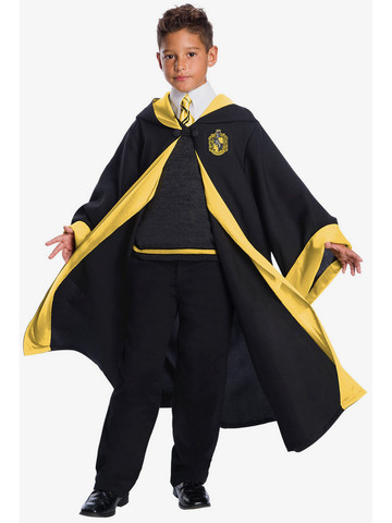 Harry Potter Hufflepuff Student Costume for Kids
