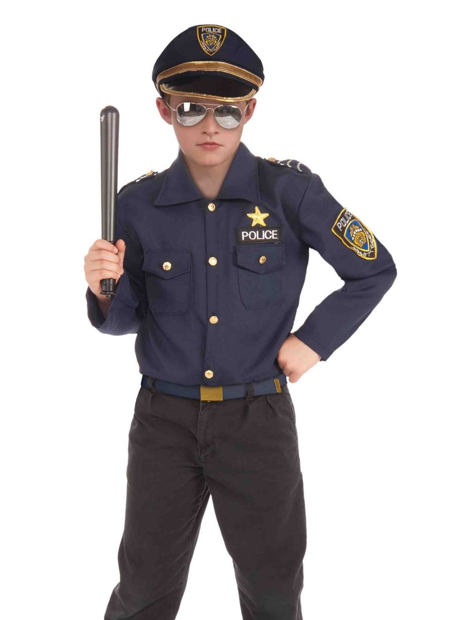 View larger image of Child's Police Force Kit