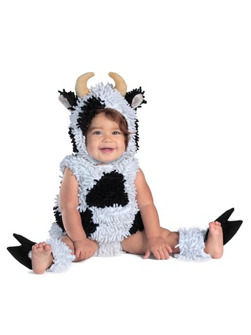 Kelly the Cow Children's Costume