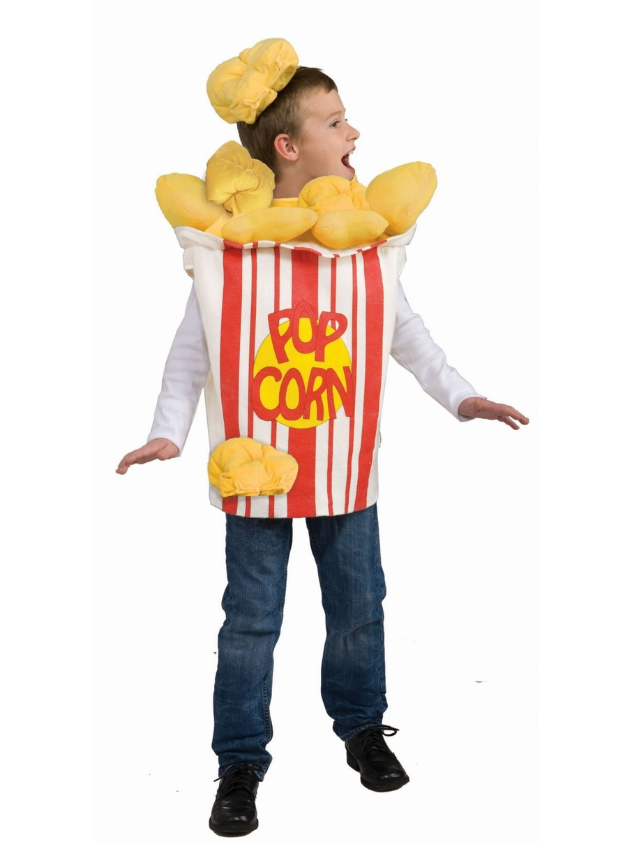 View larger image of Child's Kid Popcorn Costume