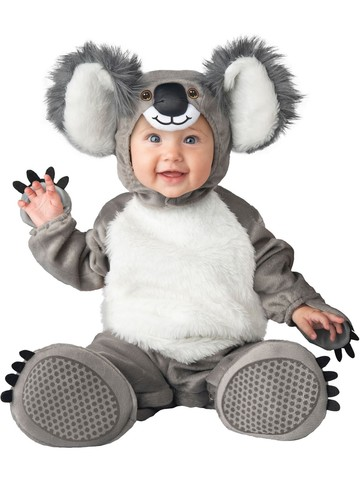 Child Koala Kutie Small Costume