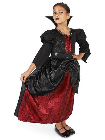 Kid's Vampire Queen Costume