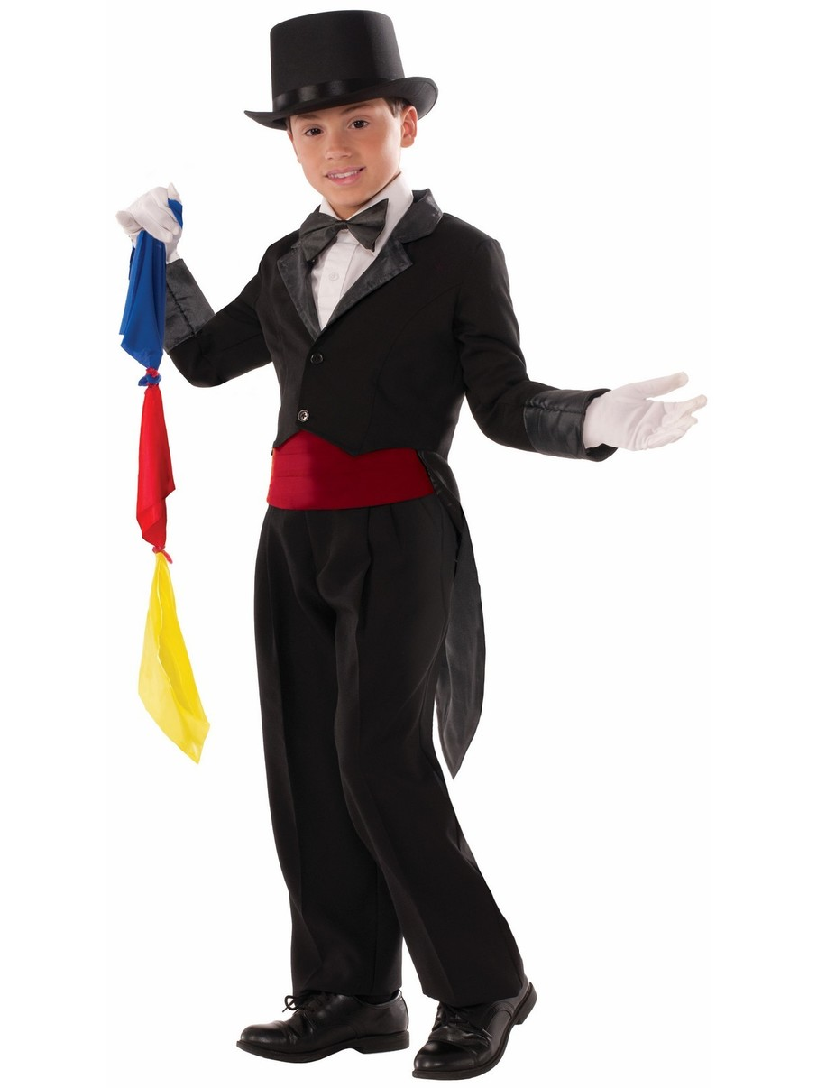 View larger image of Magician Child Tailcoat