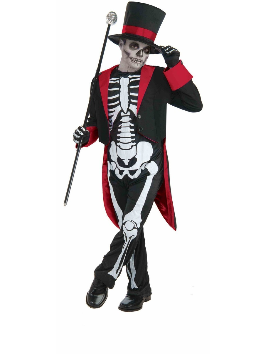 View larger image of Child's Mr. Skeleton Costume