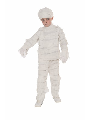 Creepy Mummy Kid Costume