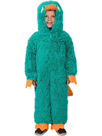 Parker the Platypus Children's Costume