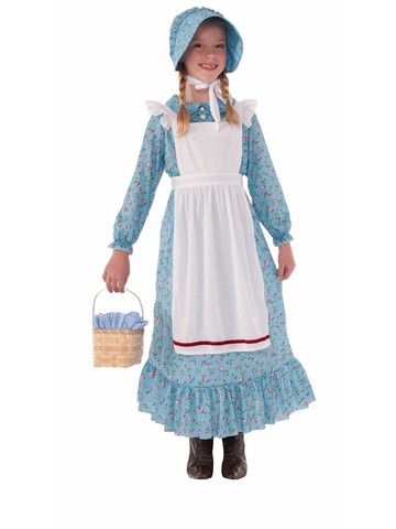 Pioneer Girl Costume for Child