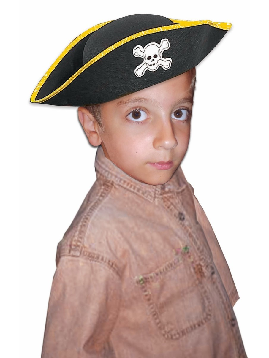 View larger image of Pirate Hat for Children
