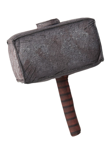 Child Plush Thor Hammer