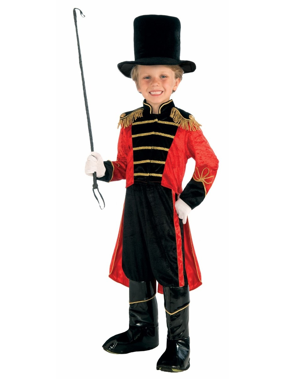 View larger image of Ring Master Child Costume