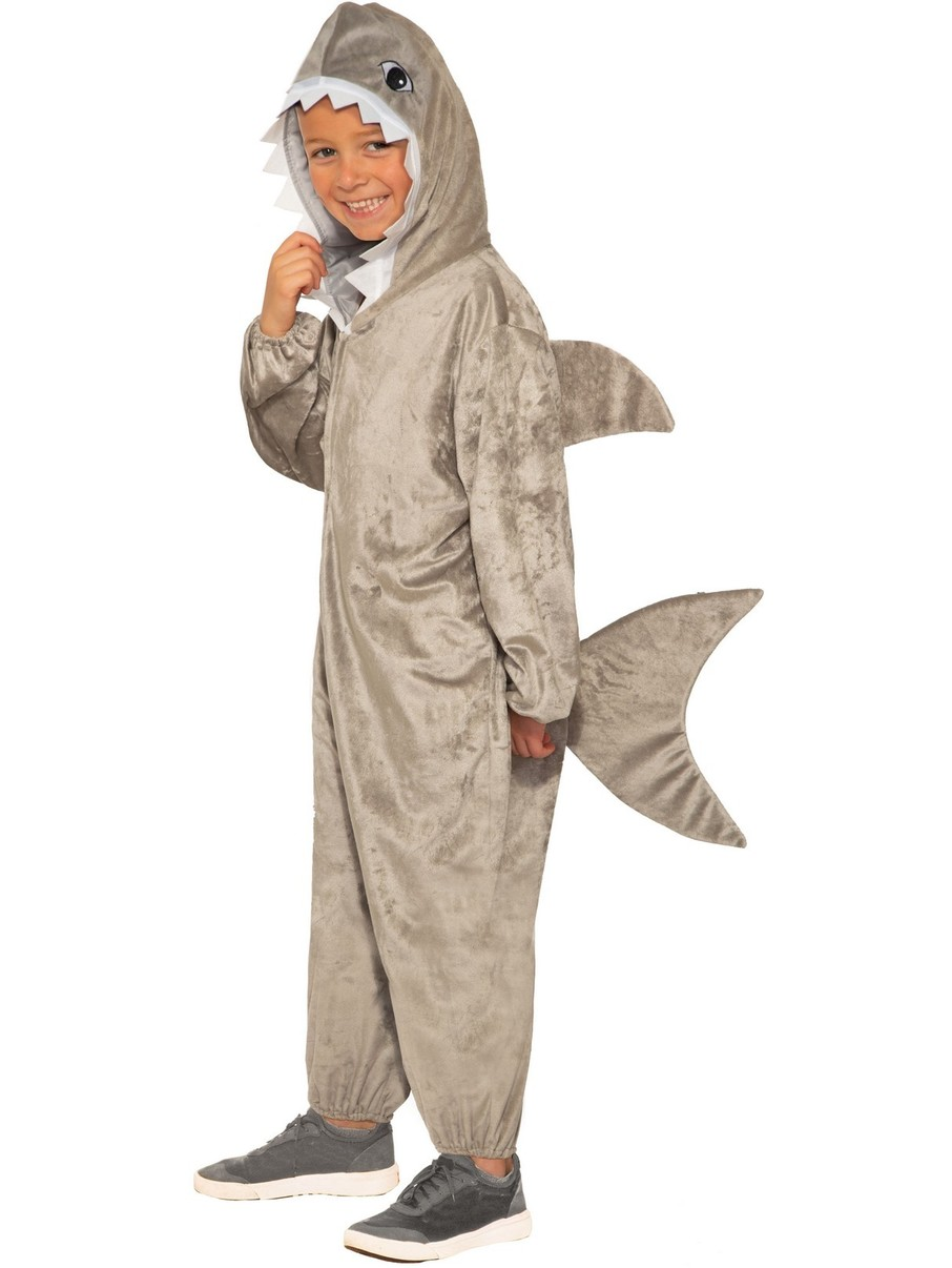 View larger image of Shark Jumpsuit Costume for Child
