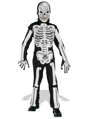 Child's Skeleton Costume