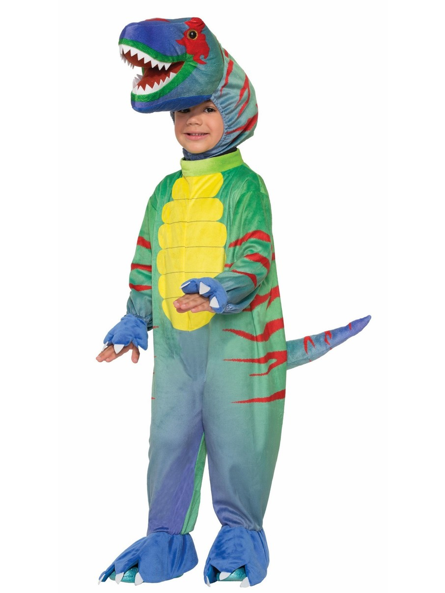View larger image of Child's Dinosaur Sly Raptor Costume