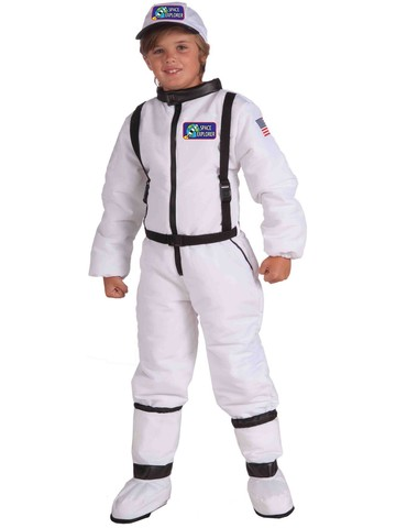 Space Explorer Child Costume