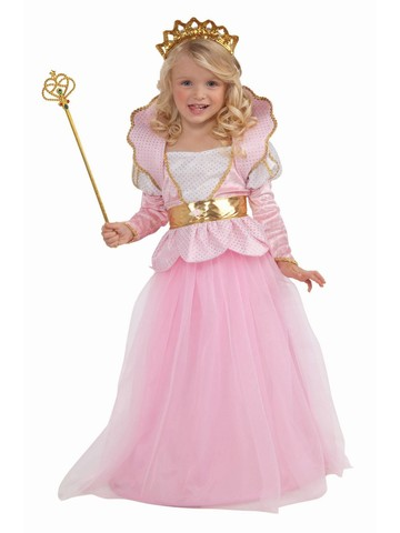 Girl's Sparkle Princess Costume