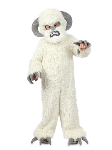 Star Wars Premium Children's Wampa Costume