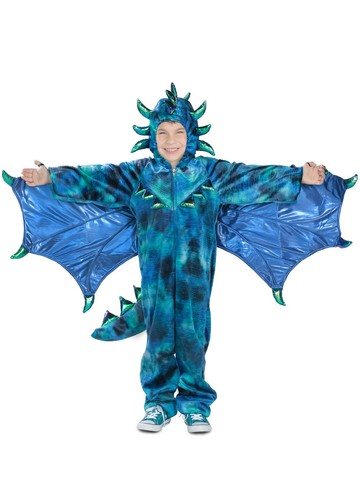 Sully The Dragon Children's Costume