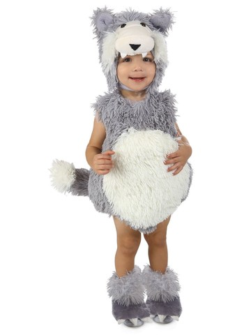 Children's Vintage Beau the Big Bad Wolf Costume