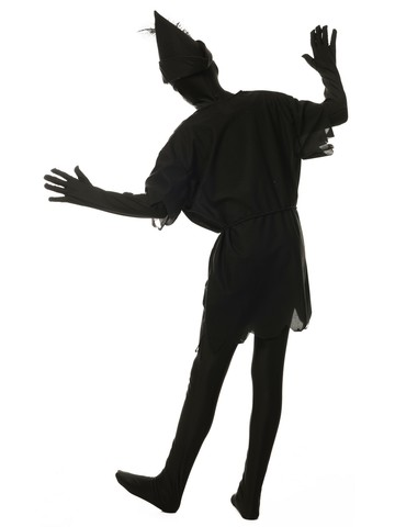 Peter Pan - Shadow - Child Costume