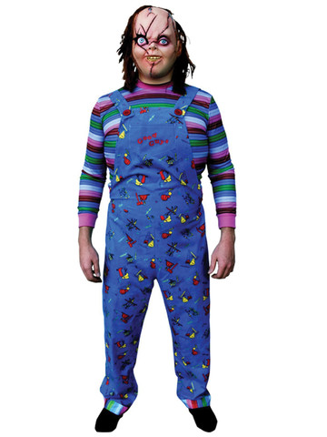 Child's Play 2: Deluxe Good Guy Costume for Adults