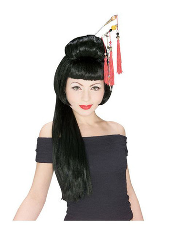 China Girl Adult Wig