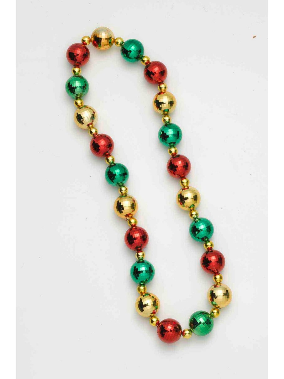 View larger image of Christmas Bead Necklace